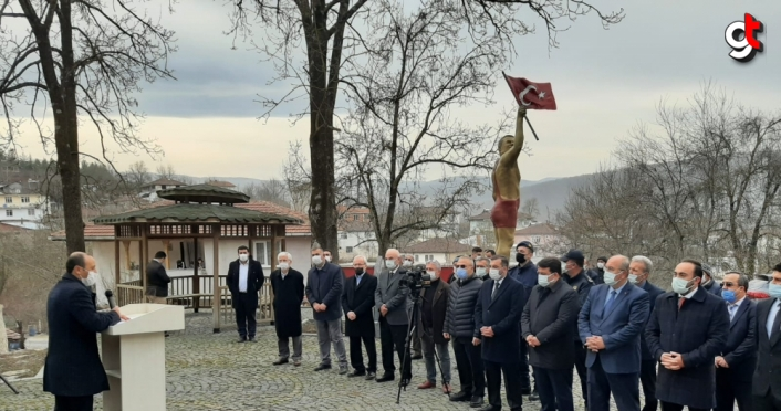 Efsane güreşçi Yaşar Doğu, ölümünün 60. yıl dönümünde Samsun'da anıldı