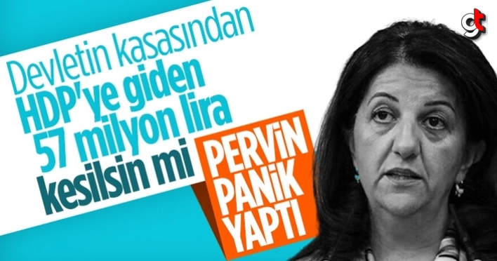 HDP'ye Hazine yardımlarının kesileceği iddiası Pervin Buldan'a soruldu