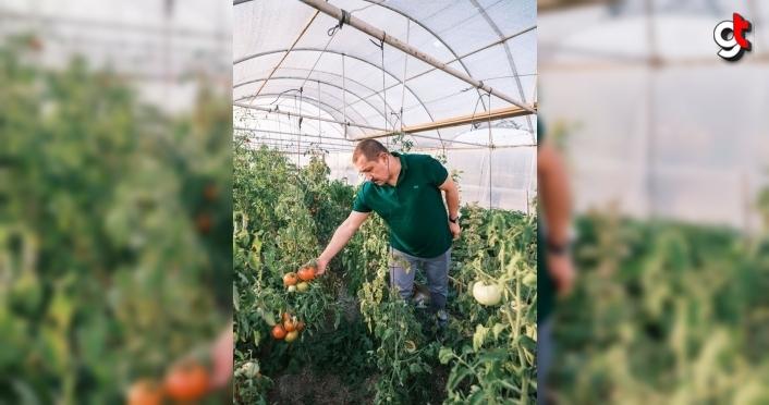 Kastamonu Belediye Başkanından evde susuz tarım tavsiyesi