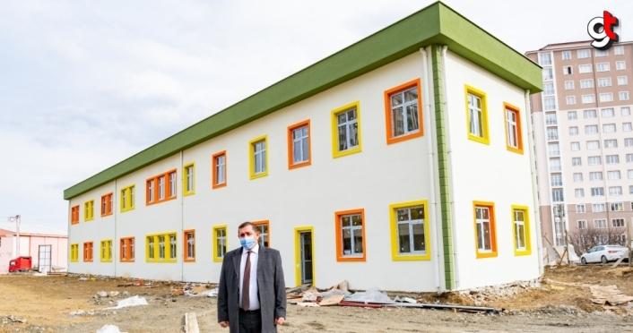 Kastamonu'da Çocuk Bakımevi ve Oyuncak Kütüphanesi çalışmalarında sona yaklaşıldı