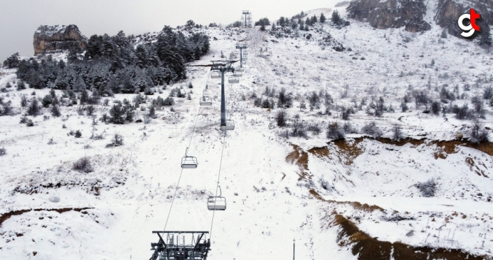Keltepe Kayak Merkezi kara kavuştu