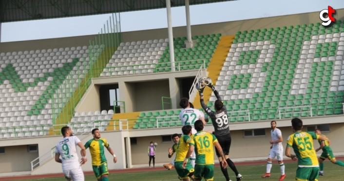 Misli.com 3. Lig'de Çarşambaspor, Esenler Erokspor'a 3-1 yenildi