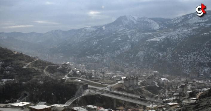 Orta ve Doğu Karadeniz'deki 7 ilde sokağa çıkma kısıtlaması nedeniyle sessizlik hakim