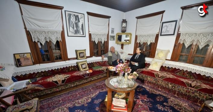 Safranbolu'nun tarihi konakları salgın sürecinde sahiplerine nefes oldu