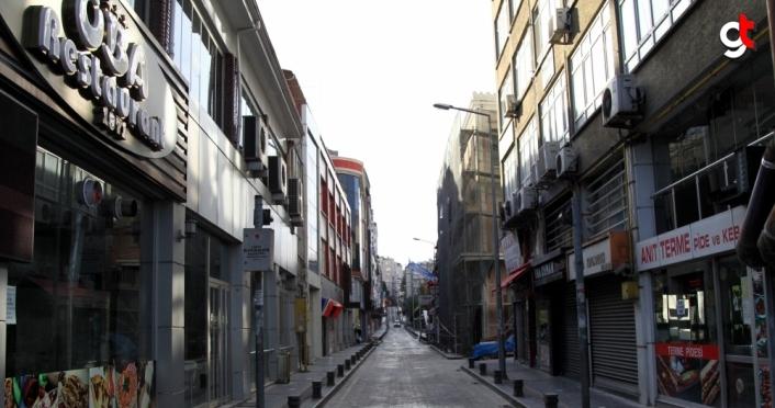 Samsun ve çevre illerde sokağa çıkma kısıtlamasına uyuluyor