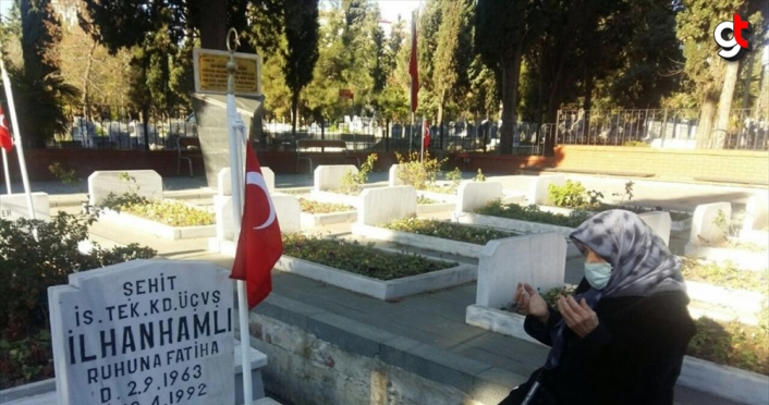Samsun'da 85 yaşındaki şehit annesi Kovid-19'u yendi