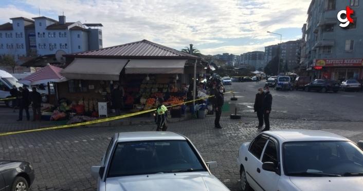 Samsun'da amcası tarafından tüfekle vurulan kişi ağır yaralandı