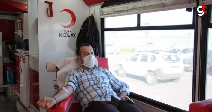Samsunspor 20 Ocak anısına kan bağışı kampanyası başlattı