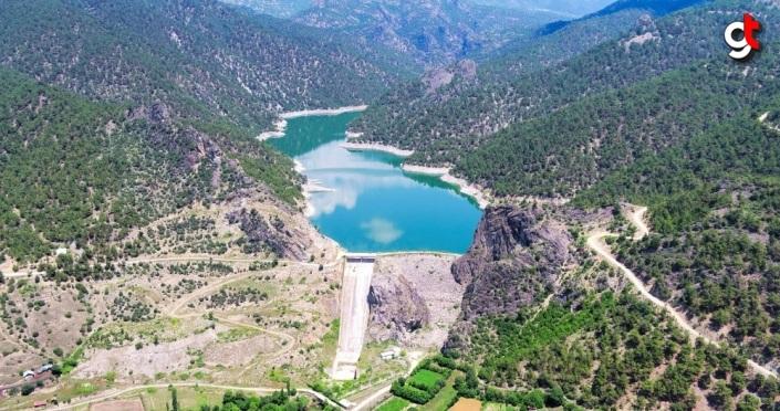 Sinop'a 18 yılda 5 baraj ve 4 içme suyu tesisi kazandırıldı