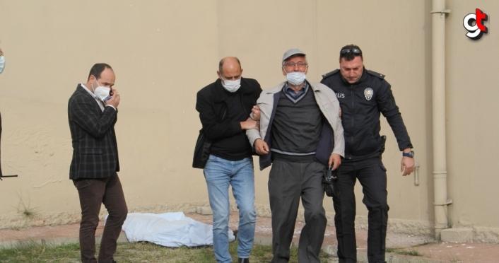 Sinop'ta 8. kattaki evinin balkonundan düşen kadın öldü