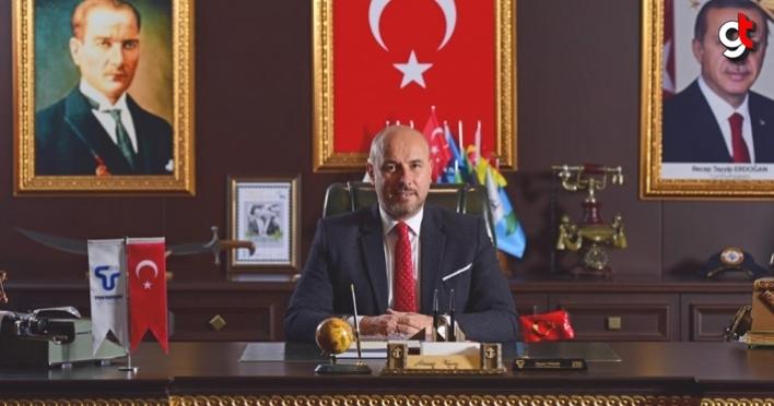 Tekkeköy Belediye Başkanı Hasan Togar, yeni yıl kutlama mesajı yayınladı