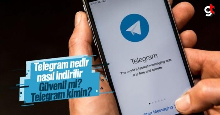 Telegram nedir, nasıl indirilir, güvenli mi, ücretli mi, nereden indirilir, nasıl, Telegram uygulaması indir