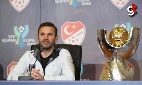 TFF Süper Kupa maçına doğru
