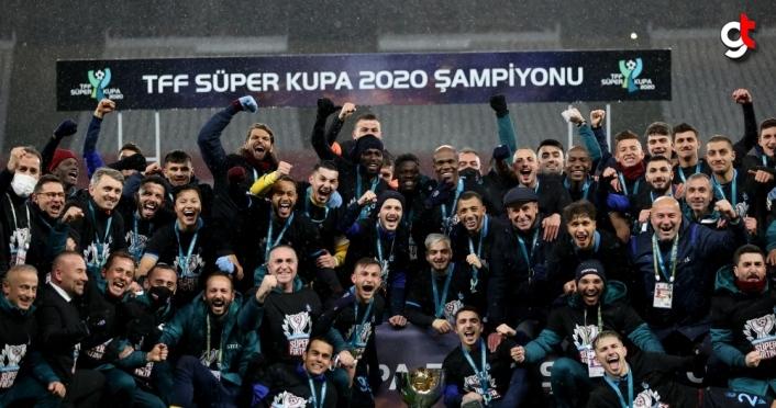 TFF Süper Kupa Trabzonspor'un