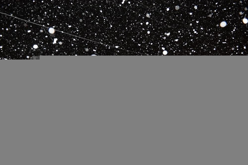 Tokat-Sivas kara yolunda kar etkili oldu