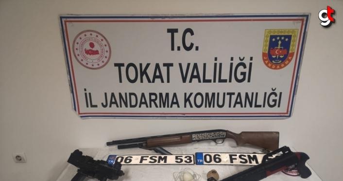 Tokat'ta uyuşturucu operasyonunda 3 kişi yakalandı