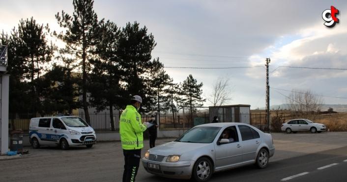 Yeniçağa'da Kovid-19 tedbirleri denetimleri devam ediyor