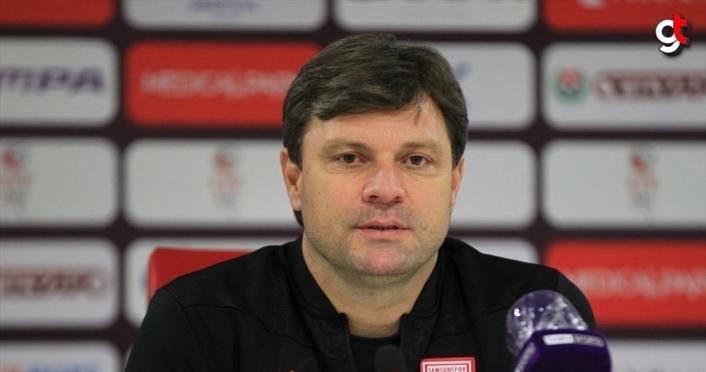 Yılport Samsunspor-Altay maçının ardından