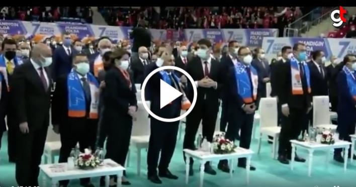 AK Parti Bilecik kongresinde küfür, video haber
