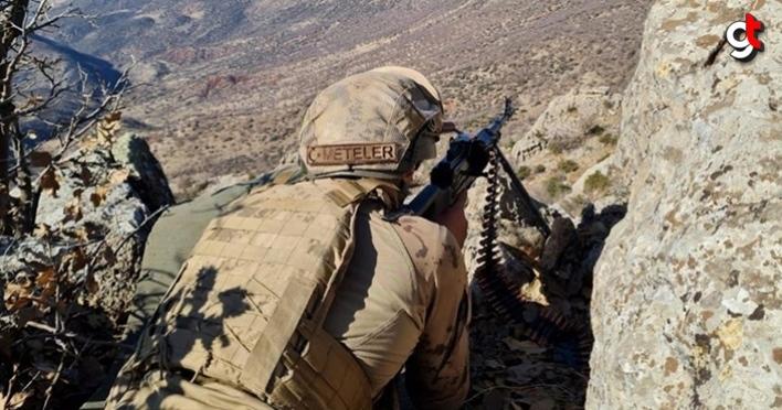 Eren Operasyonlarında PKK terör örgütüne ağır darbe