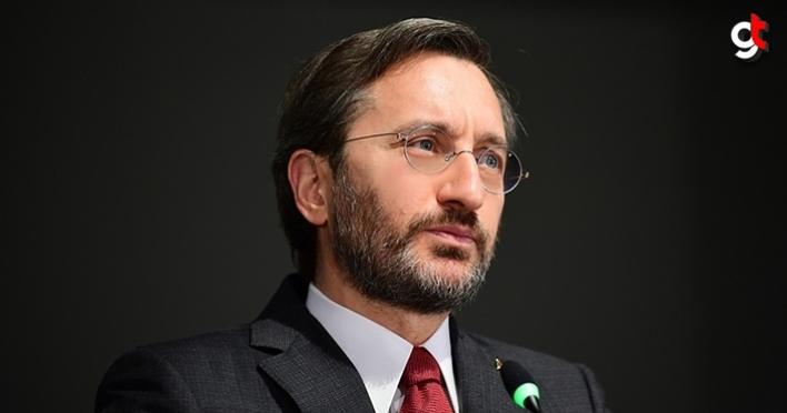 Fahrettin Altun; 'HDP demek, PKK demektir'
