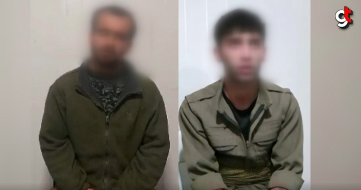 Gara'da ele geçirilen PKK'lı iki teröristin ifadesi ortaya çıktı