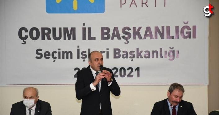 İYİ Partili Akalın: