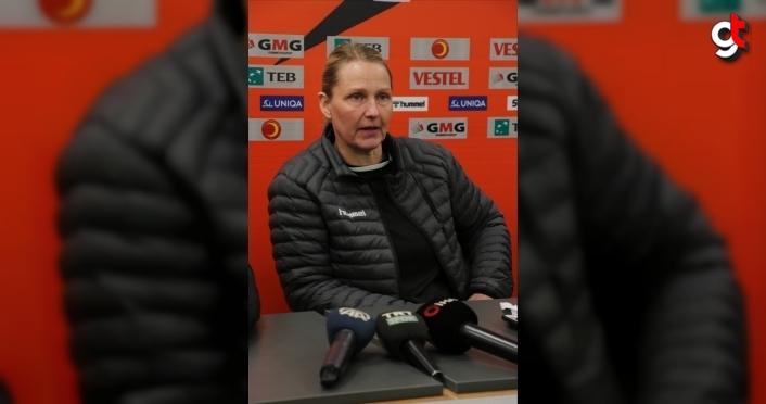 Kastamonu Belediyespor-Nantes Atlantique maçının ardından