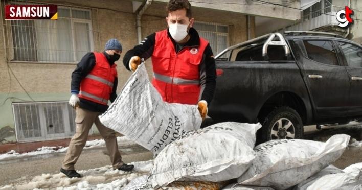 Samsun Büyükşehir Belediyesi Kömür Yardımı Nasıl Alınır?