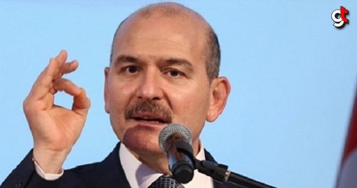 Süleyman Soylu: Murat Karayılan'ı yakalayıp bin parçaya bölmezsek bu millet ve şehitlerimiz yüzümüze tükürsün