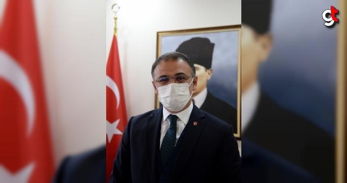 Tokat'ta Kovid-19 vaka sayıları alınan önlemlerle azaltılacak