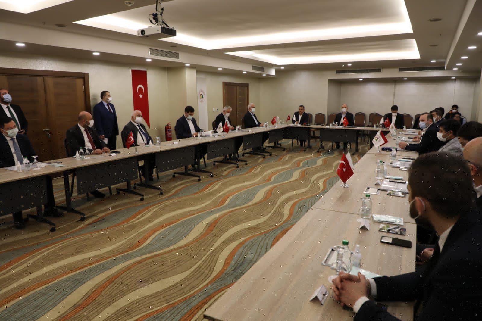 5 ilin belediye başkanı Düzce'de ağırlandı