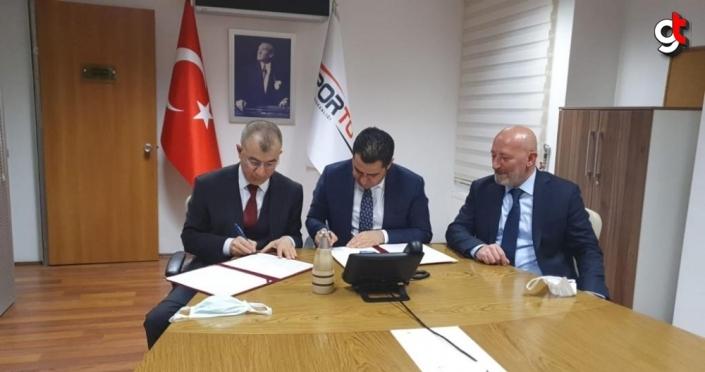 Artvin'de yapılacak spor yatırımları için protokol imzalandı