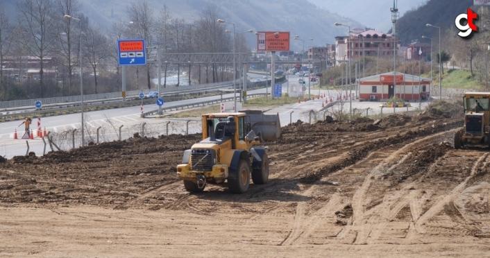 Ortahisar Belediyesinin yeni ek hizmet binası 4 ay içerisinde tamamlanacak