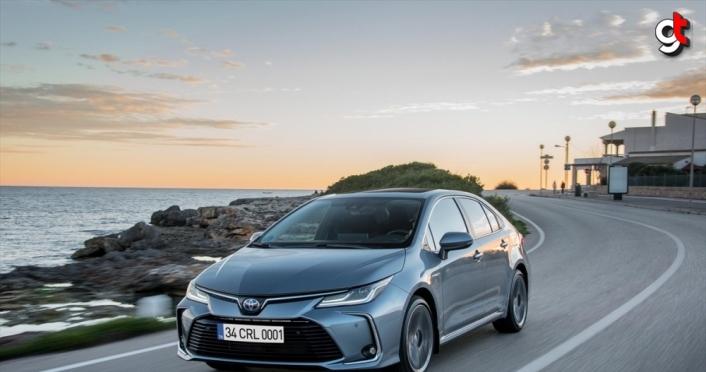 Toyota'nın hibrit araçlarına yoğun ilgi