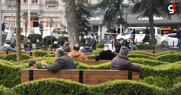 Trabzon'da rahatsızlığına rağmen izole olmayan bir kişi spor salonuna gitti, 45 kişiye virüs bulaştırdı