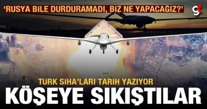 Türk İHA ve SİHA'larını Rusya bile durduramadı, biz ne yapacağız?
