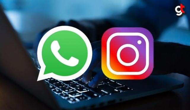 Whatsapp ve İnstagram neden açılmıyor mesaj gitmiyor çöktü mü, ne zaman açılacak?