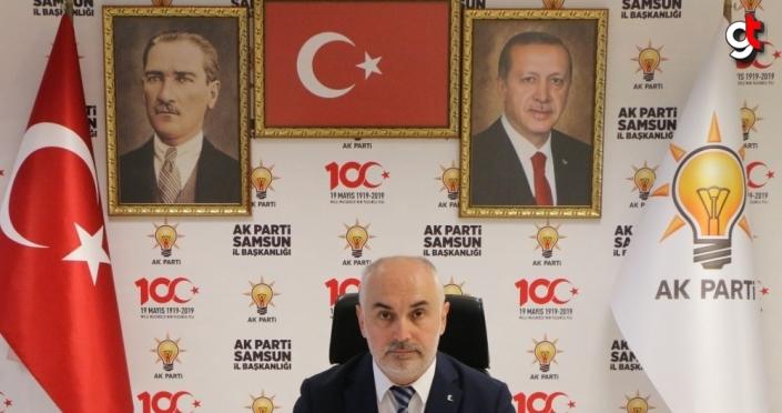 AK Parti'li Üstündağ, CHP İl Başkanı'nın esnaf sayılarıyla ilgili açıklamasının doğru olmadığını belirtti
