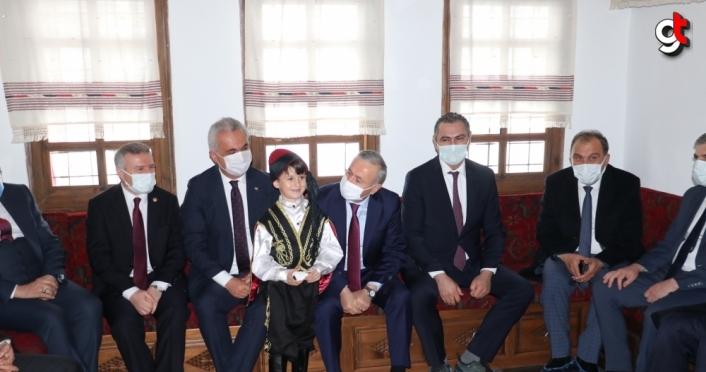 Anadolu Masalları Projesi kapsamında