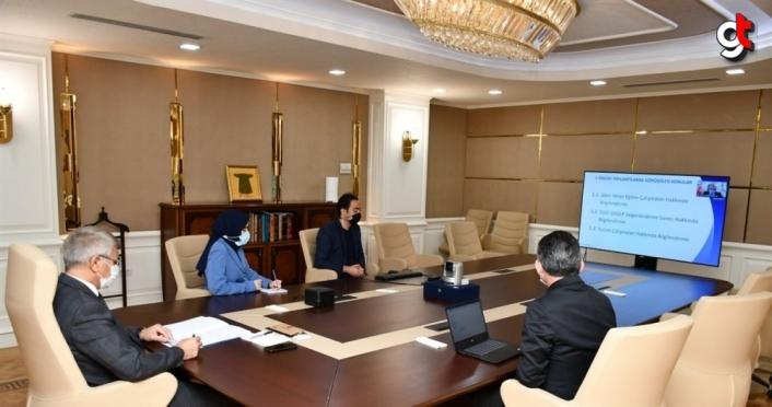 BAKKA'nın nisan ayı yönetim kurulu toplantısı yapıldı