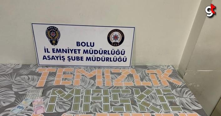 Bolu'da kahvehanede kumar oynayan 6 kişiye 12 bin 600 lira ceza verildi