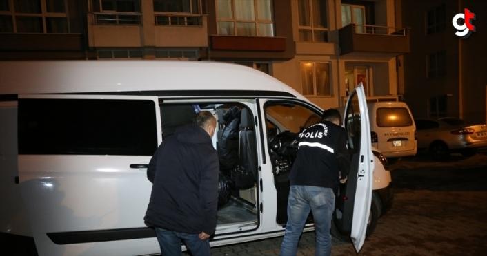 Bolu'da pencereden düşen kadın yaralandı