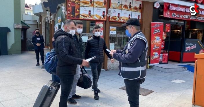 Bolu'da polis vatandaşı dolandırıcılık ve hırsızlığa karşı uyardı