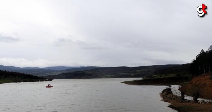 Bolu'daki Gölköy Barajı'nda su seviyesi yüzde 85'e yükseldi
