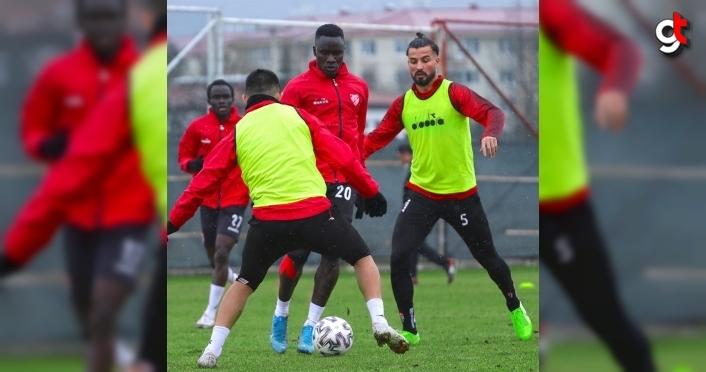 Boluspor, Altay maçı hazırlıklarına başladı