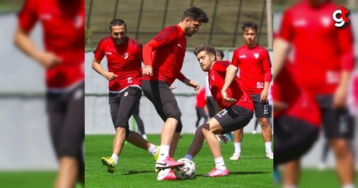 Boluspor, Altay maçı hazırlıklarını sürdürdü