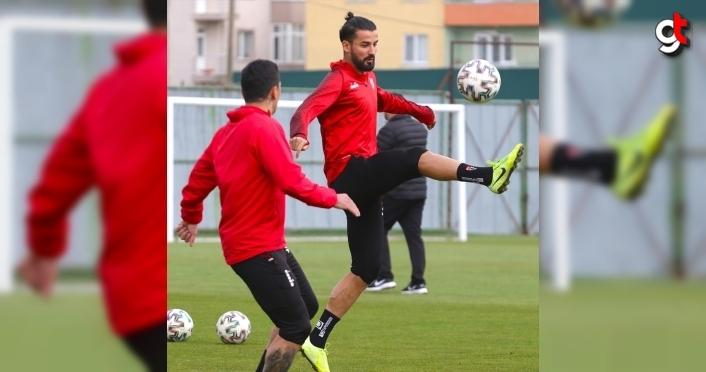 Boluspor, Bandırmaspor maçı hazırlıklarını tamamladı