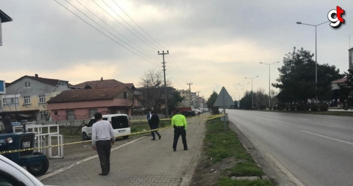 Samsun Çarşamba'da genç kız kendini vurdu