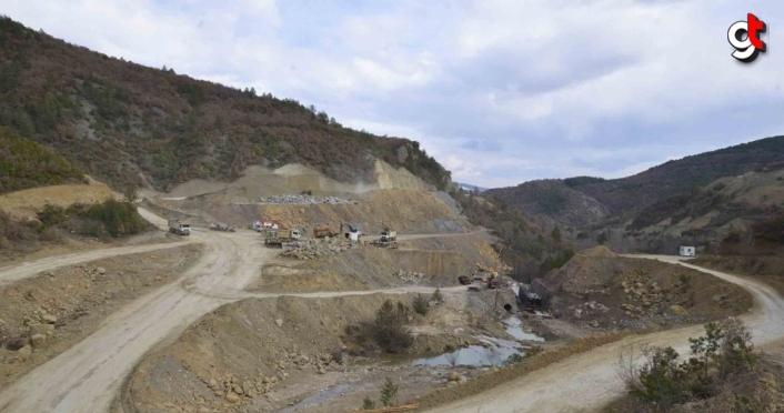 DSİ'nin Karabük'teki gölet yatırımıyla 2 bin 450 dekar tarım arazisi sulanacak